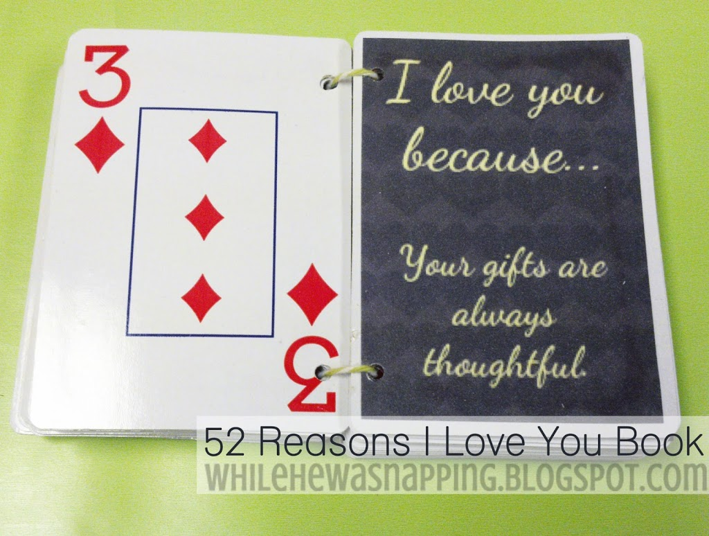52 reasons why i love you template images - templates design ideas, Modern powerpoint