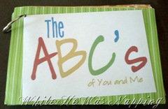 ABC's of You and Me