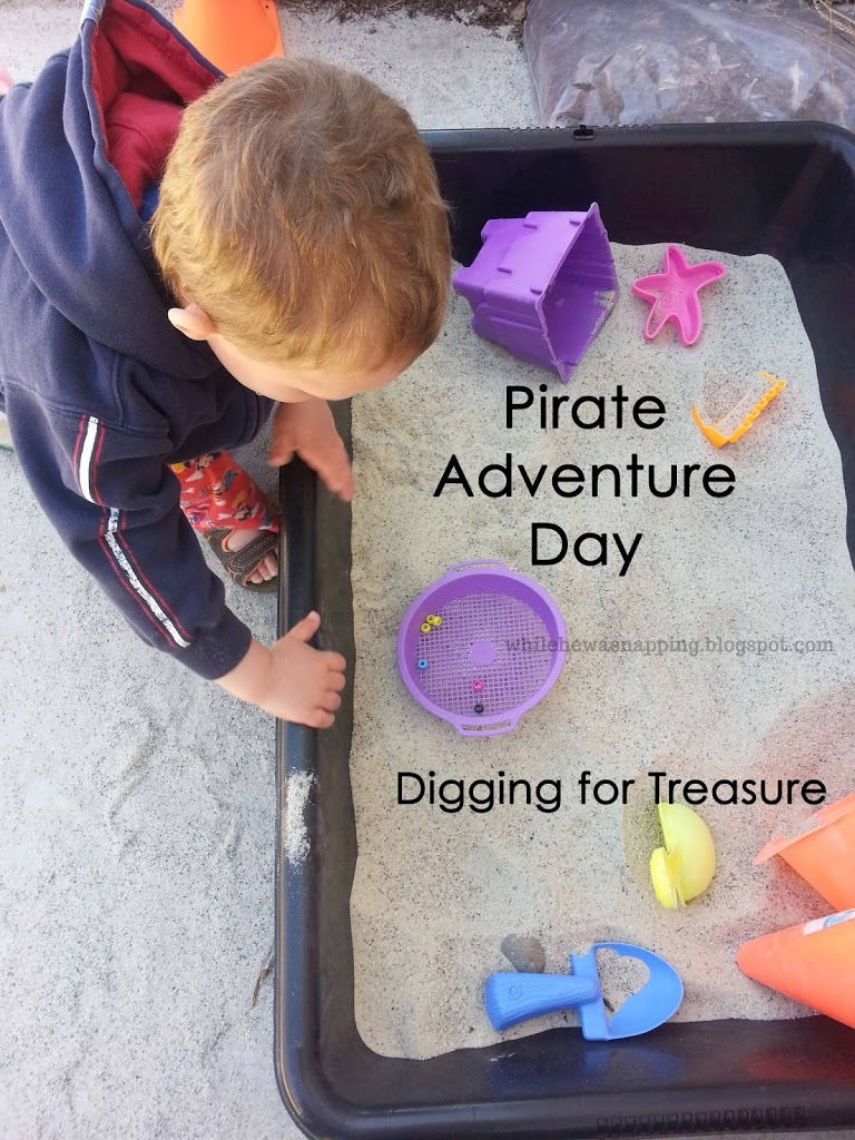 Digging-for-Pirate-Treasure