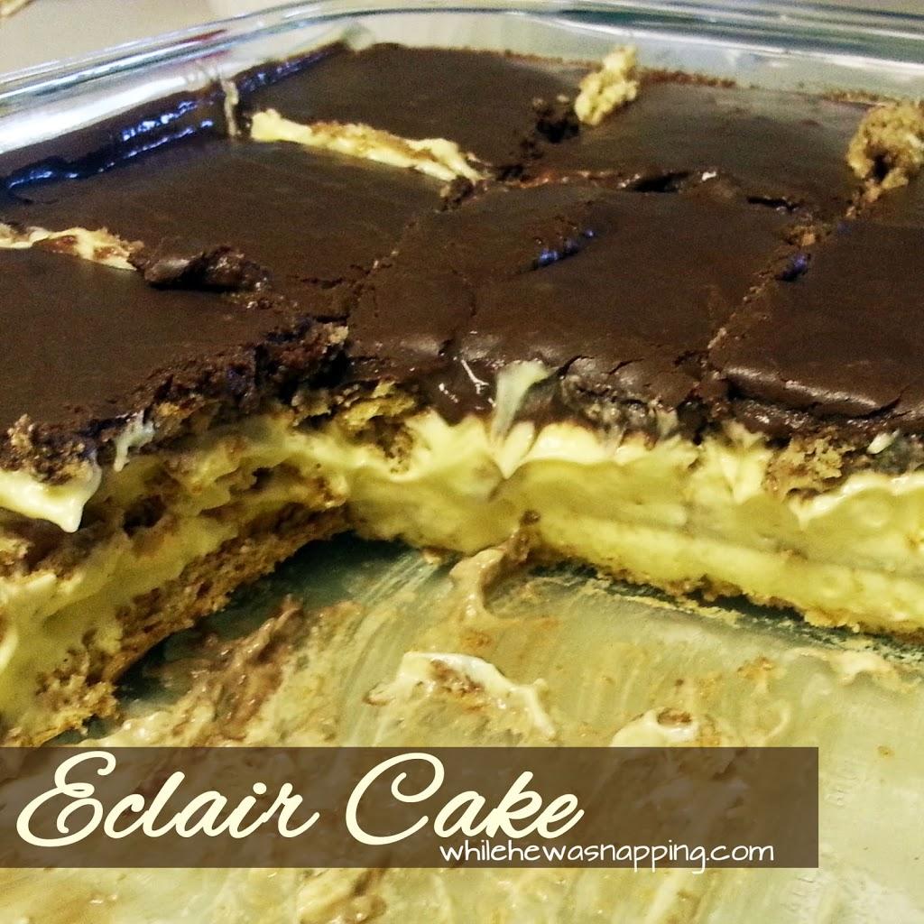 Eclair-Cake2