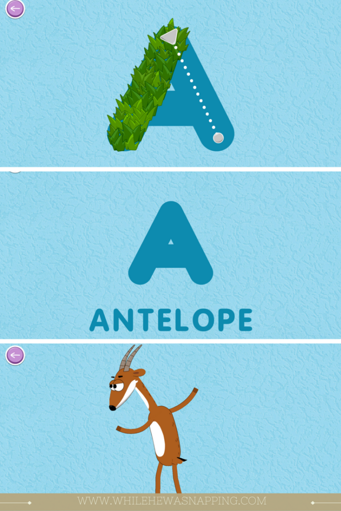 ABC Apps Alive Alphabet