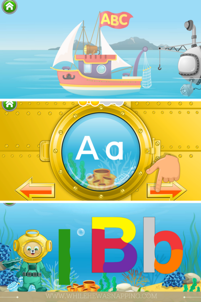 ABC Apps Kids ABC Letters
