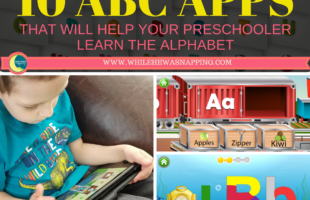 10 Irresistible ABC Apps that will help your preschooler