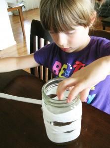 Mummy Jars - wrap