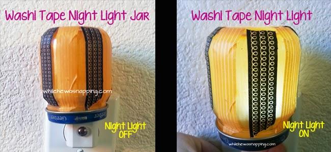 DIY Frankenstein Night Light