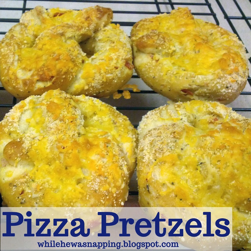 Pizza-Pretzels