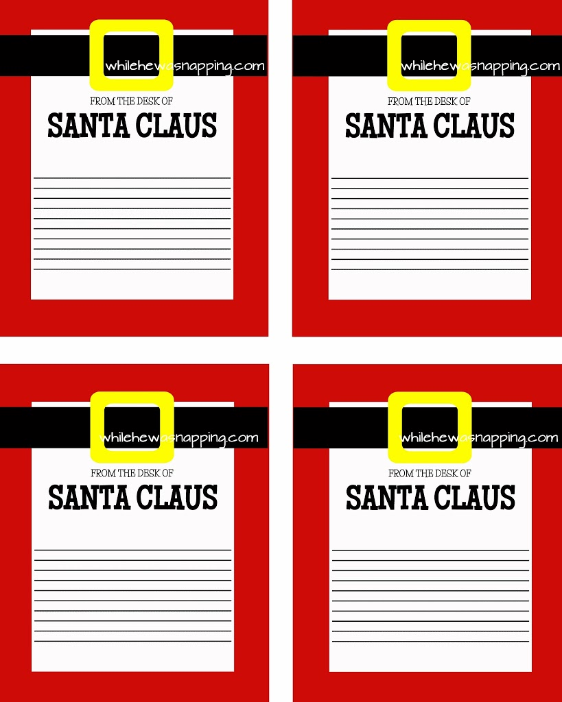 WM-Note-Cards-Santa-2527s-Stationary1