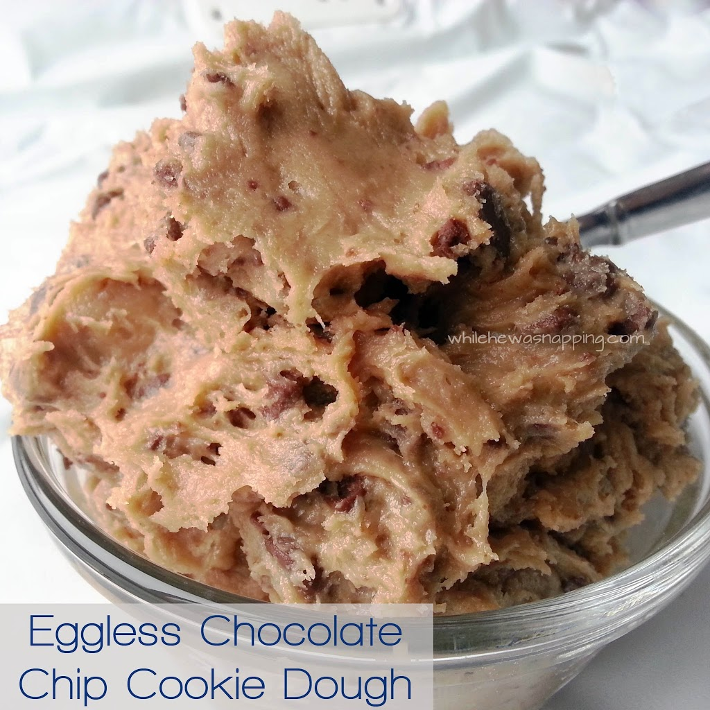 Eggless Cookie Dough Recipes Food Network