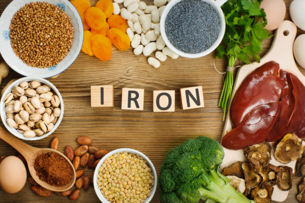 Healthy, Low-Prep Snack ideas that are Rich in Iron