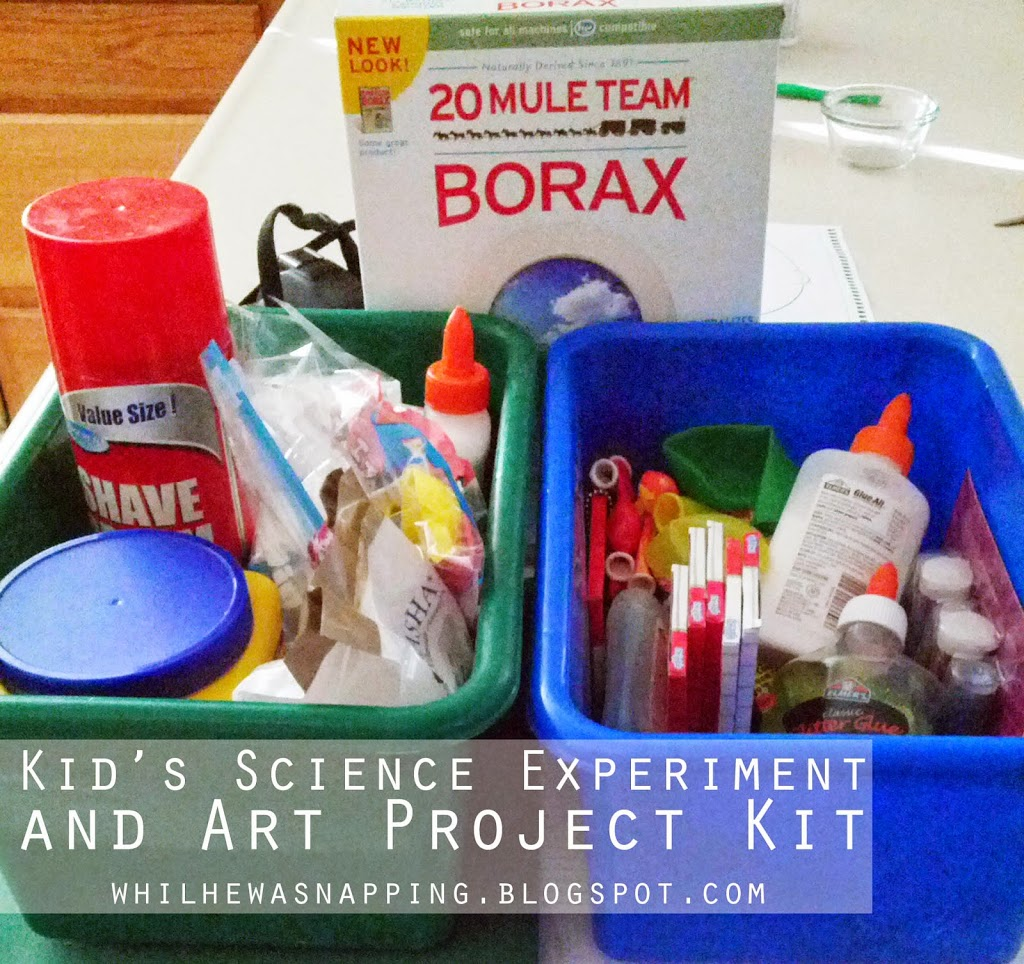 Kid's Science Experiment Kit