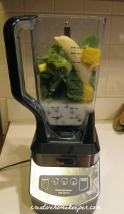 power smoothie blender