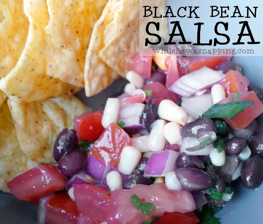 Black-Bean-Salsa