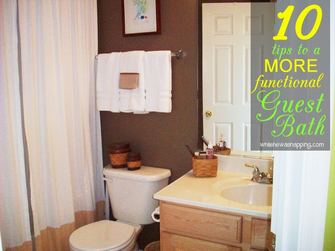 Organizing-A-Bathroom