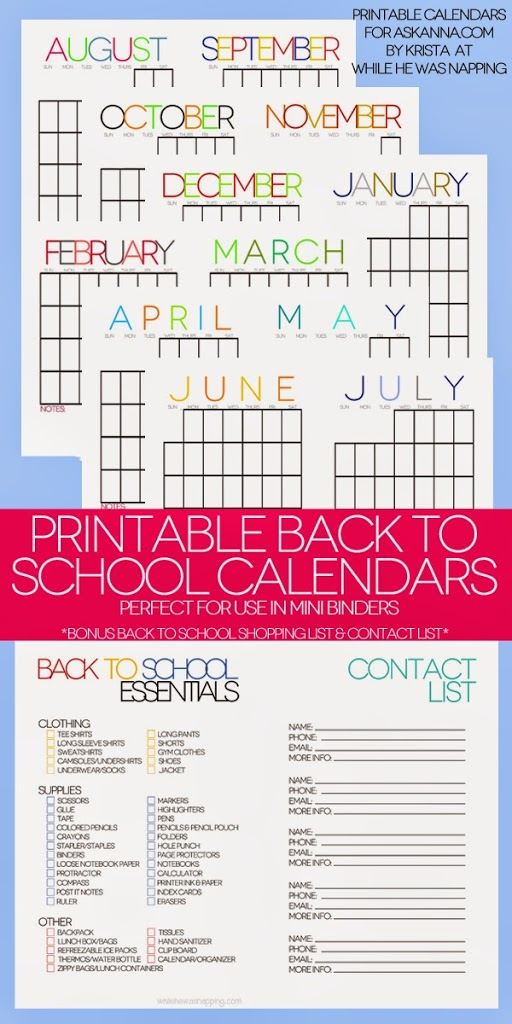 Free-2014-2015-Back-to-School-Printable-Calendars1