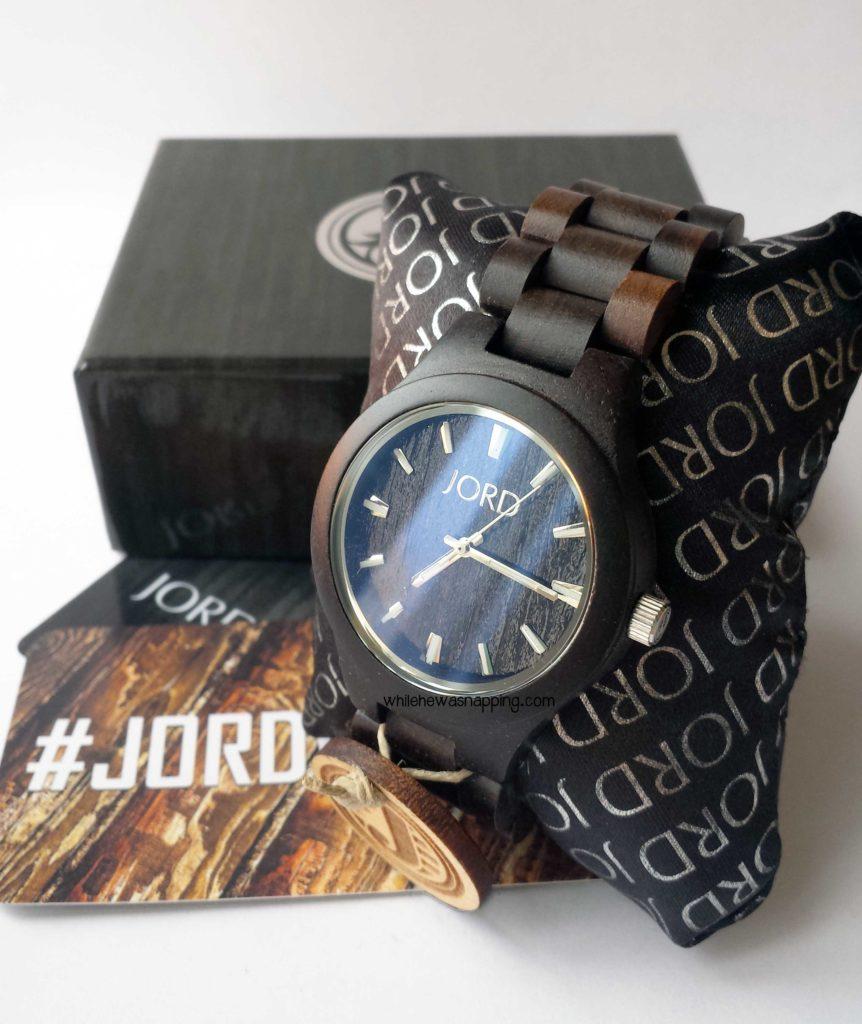 JORD Wooden Watch Fieldcrest