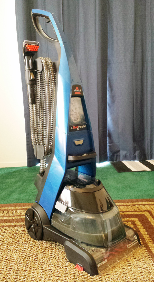 Bissell ProHeat 2x Premier Upright Cleaner