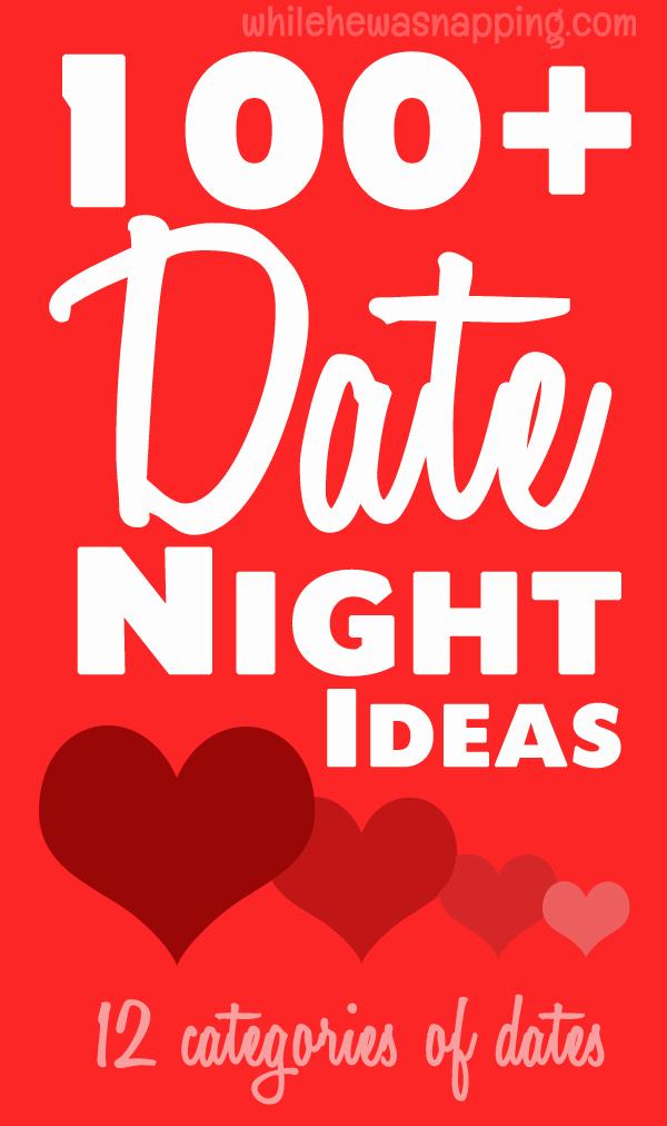 100+ Date Ideas