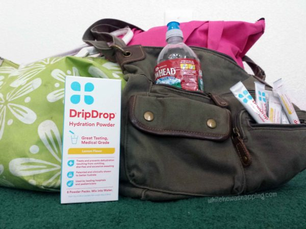 DripDrop-Hydration on the go