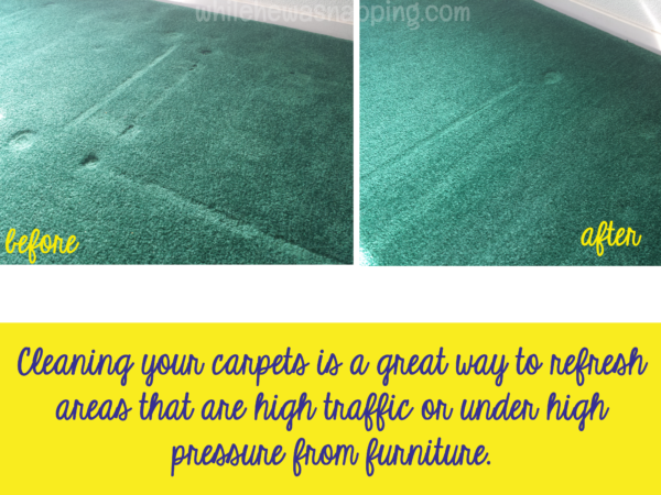 Wash Away Winter 3 Ways to Clean Your Home with a Carpet Cleaner