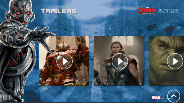 MARVEL's The Avenger's Age of Ultron Exclusive Content Super Heroes Assemble Trailers