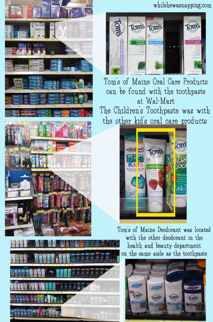 Natural Goodness Toothpaste Without All the Chemicals Teeth InStore
