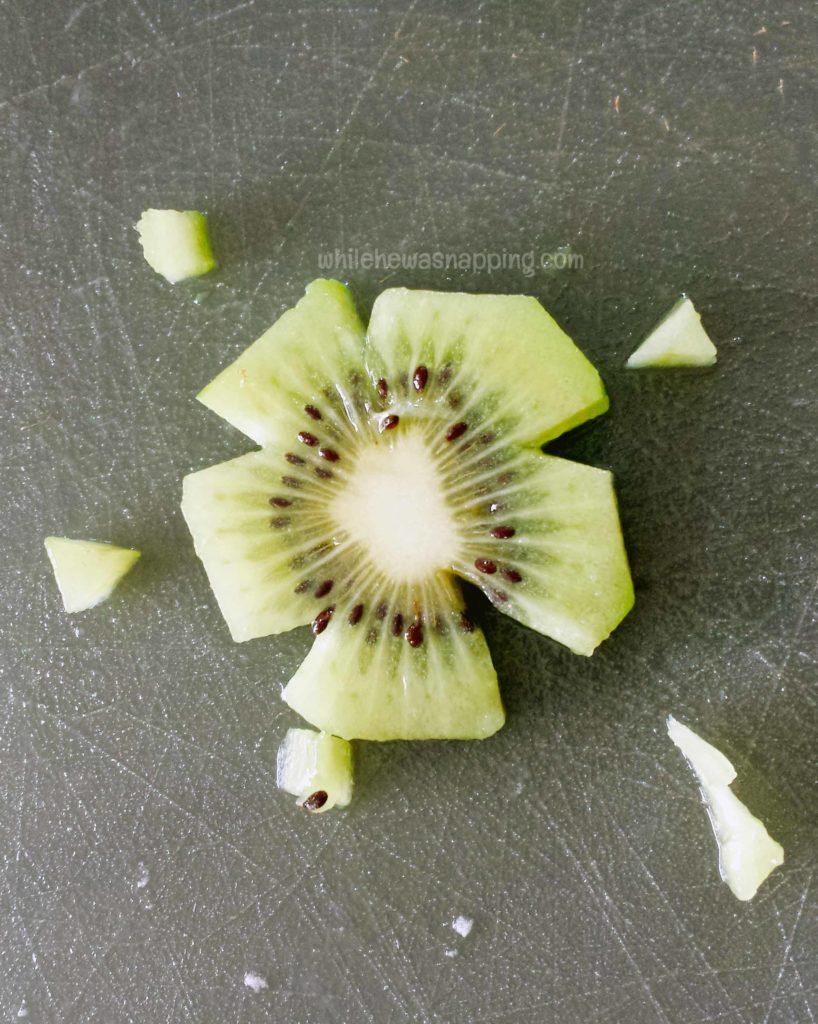 Spring Snack Packs Pudding Flower Garden Kiwi Flower