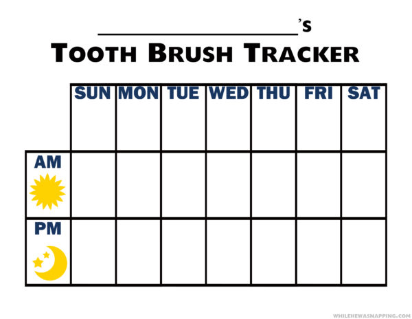Natural Goodness Toothpaste without all the chemicals Teeth brushing tracker