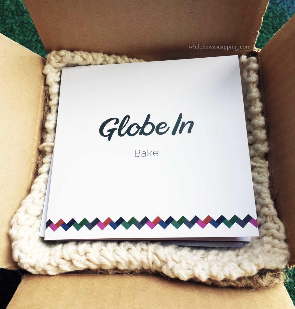 GlobeIn box BAKE