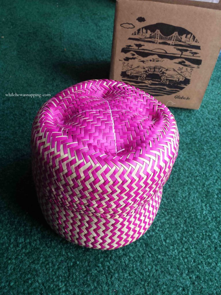 GlobeIn box Basket