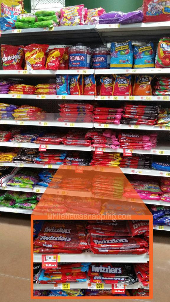 Road Trip Snack KitTwizzlers Summer Fun InStore Aisle
