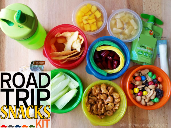 Road Trip Snack KitTwizzlers Summer Fun Road TripSnacks Kit