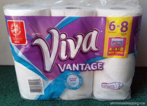 BTSLikeABoss Viva Paper Towels