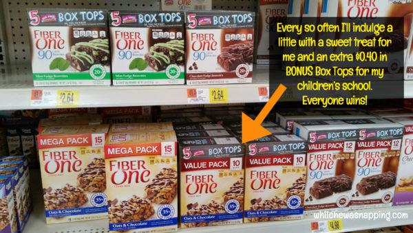 Box Tops for Education General Mills & Walmart Bonus Box Tops Indulge