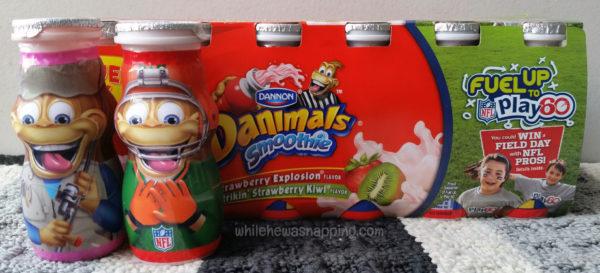 Chocolate Chunk Strawberry Banana Muffins Danimals Smoothie Bottles