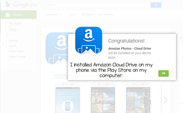 Amazon Cloud Drive Download Mobile App