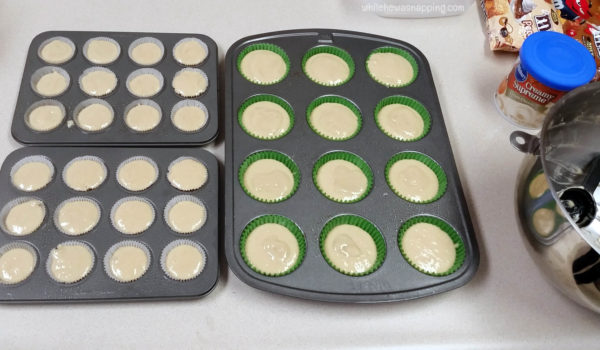 Bake In The Fun Caramel Apple Cupcakes Fill Liners
