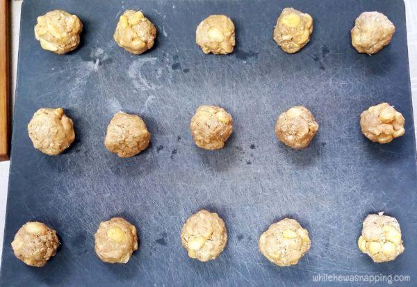 Kelloggs Back to School Corn Pops Breakfast Bites Roll into Balls