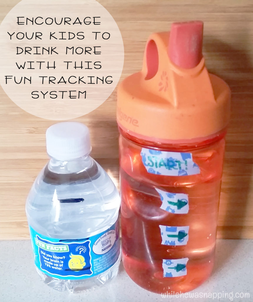 Staying Hydrated Nestle Pure Life Bottled Water Tracking System Encourage Your Kids to Drink More