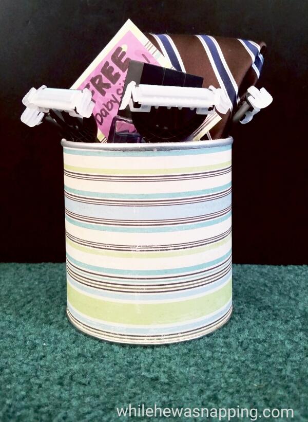 Schick Gift Basket for Him
