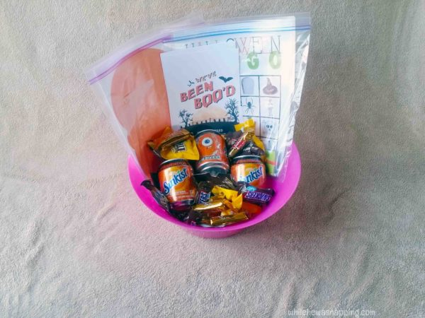 BOO it Forward Printable Game Night BOO Kit Fun Size Candy