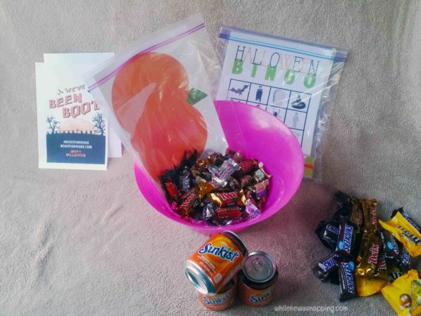 BOO it Forward Printable Game Night BOO Kit Jack-O-Lantern Game
