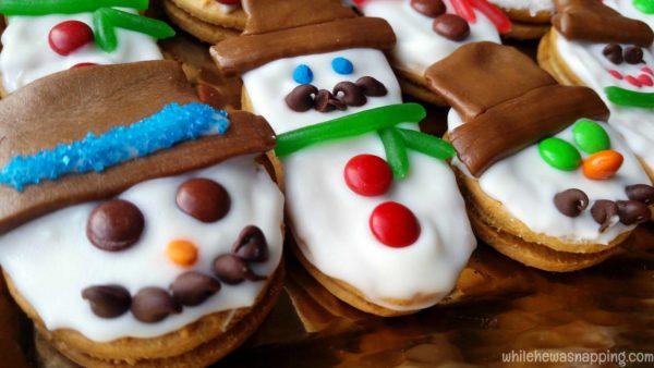 Nutter-Butter-Snowmen-Cookies-Nutter-Butter-Snowman-Cookies-Closeup ...