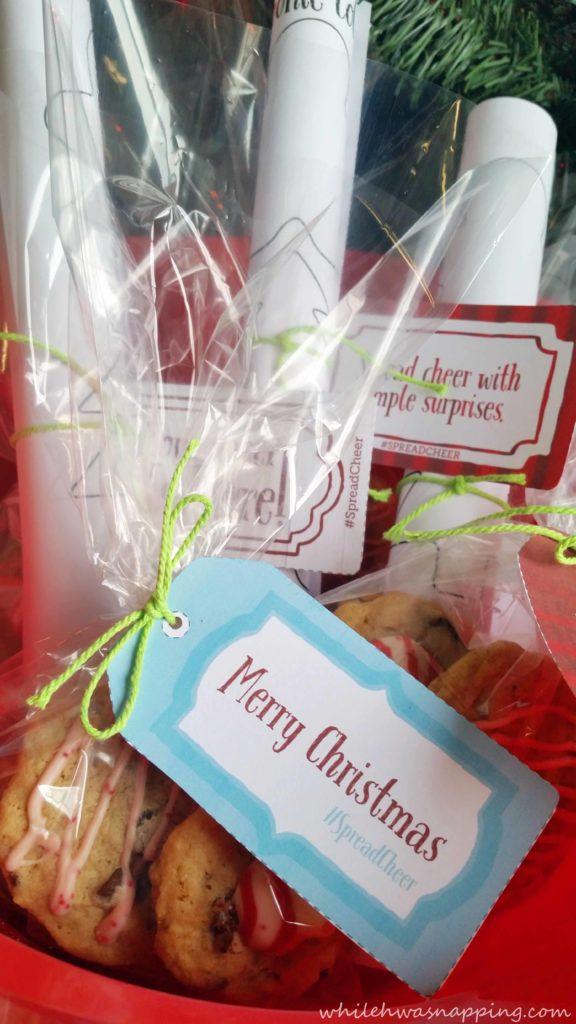 Spread Cheer Betty Crocker Cookies Merry Christmas