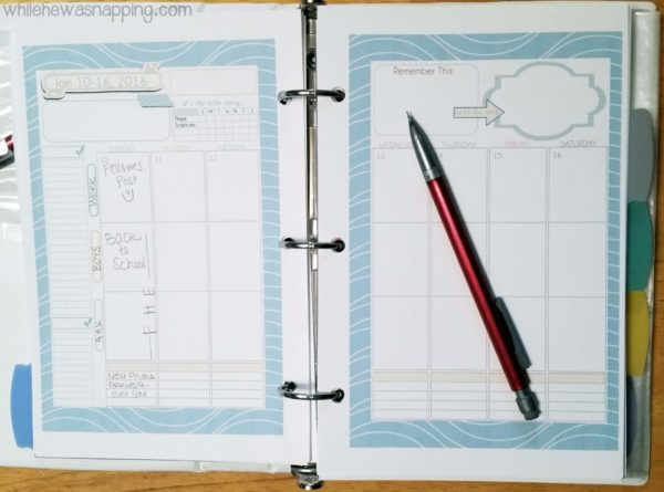 Declutter Paper From These 9 Things for a More Peaceful Home Clutter free Planner
