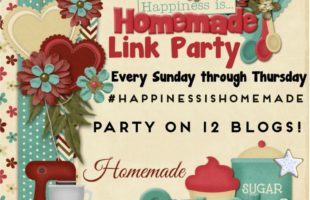 Happiness is Homemade #143