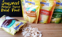 Snacking Better with Sunsweet Philippine Tropicals