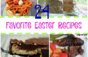 24 Favorite Easter Recipes