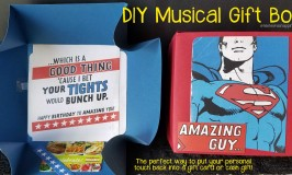 30 Minute DIY Musical Gift Box