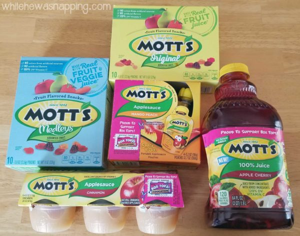 Motts Cherry Apple Juice Motts Products