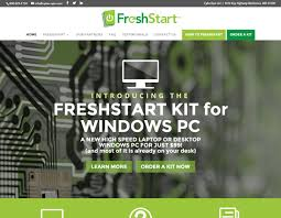 FreshStart Computer Repair